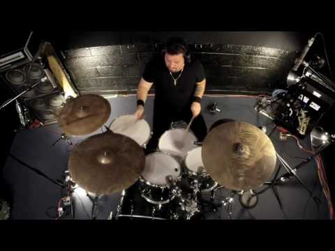 Big & Ugly Cymbals - Demo. Golden Dilemma - Verse Groove.