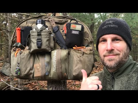 My NEW Bushcraft Backpack: The Helikon BailOut Bag - One Bag, MANY Uses