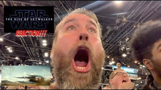 Star Wars Episode IX - Teaser REACTION AT CELEBRATION!!!