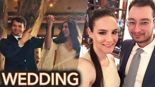 Simply's Safiya & Tyler's Wedding Vlog   LA 2019