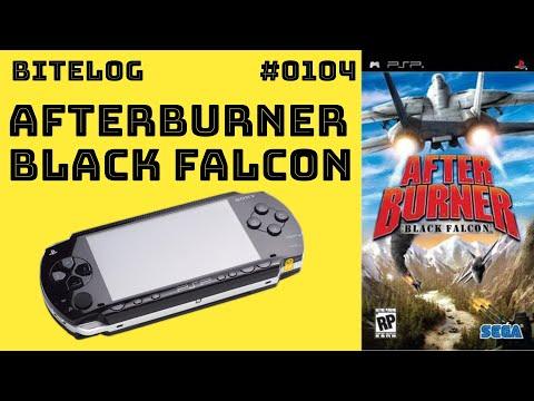BITeLog 0104: Afterburner Black Flacon (PSP) [LEVEL: EASY, PILOT: SONIC]