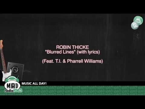 Baixar Robin Thicke - Blurred Lines ((feat. T.I. & Pharrell Williams)