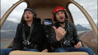 BILL BURR IN MY HELICOPTER