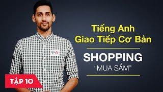 Bài 10 Shopping - Mua sắm