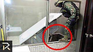 10 Insane Ways El Chapo Escaped From Prison