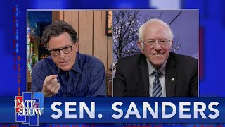 """""""Congress Is Going To Have To Rise Up And Be Extremely Bold"""" - Sen. Sanders On America's Way Forward"""