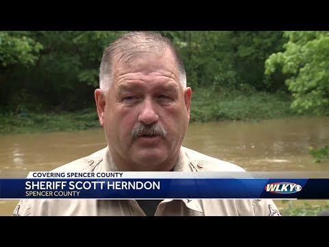 Shelby County dad dies in floodwaters on way home from Father's Day party