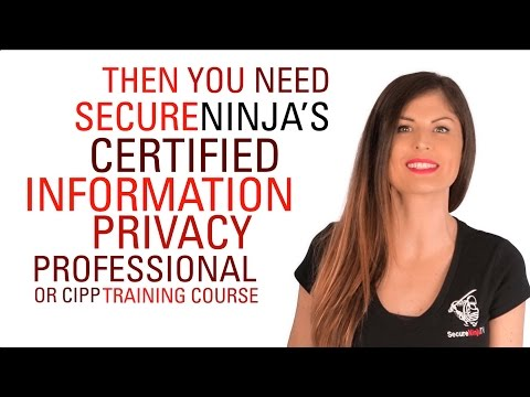 CIPP - Certified Information Privacy Professional