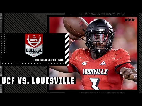UCF Knights at Louisville Cardinals   Full Game Highlights