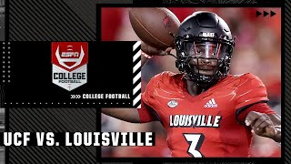 UCF Knights at Louisville Cardinals | Full Game Highlights