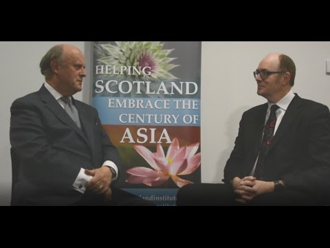 Asia Scotland Institute – Gerard Lyons interview