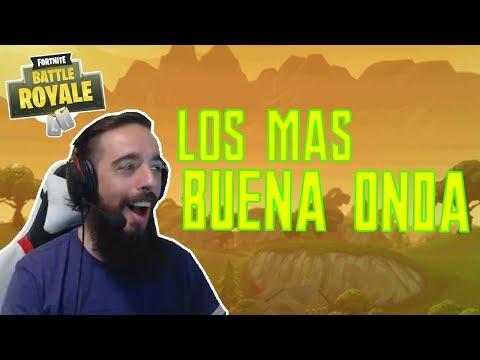LOS MAS BUENA ONDA - SQUAD RANDOM FORTNITE