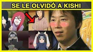 Naruto: 7 cosas OLVIDADAS por KISHIMOTO en NARUTO