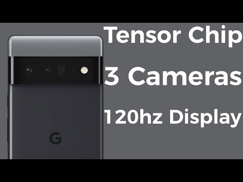 Google is taking the Pixel 6 Seriously!