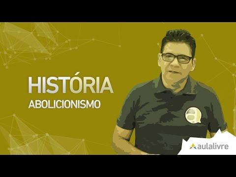 História do Brasil -Segundo Reinado- Abolicionismo