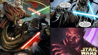 How Mace Windu Turned a Jedi Master To The DARK SIDE - Star Wars Explained