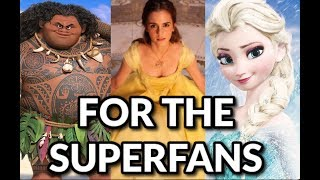 2018 IMPOSSIBLE Disney Guess The Song -FOR THE SUPERFANS- CAN YOU GUESS THEM!?!