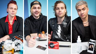 10 Things 5 Seconds of Summer Can't Live Without | GQ