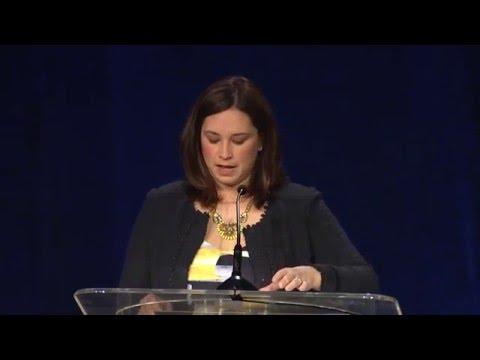 Shanon's Remarks - 2016 Amara Luncheon