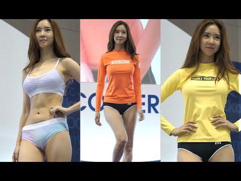[4K] 170527 박채빈 Mistral marine look fashion show [2017 경기국제보트쇼]【직캠/fancam】