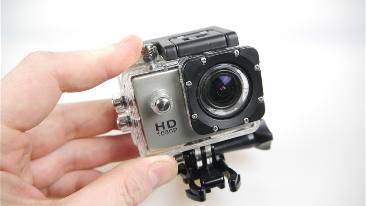 Sj4000 Hd Action Camera Review All The Mounts Half The
