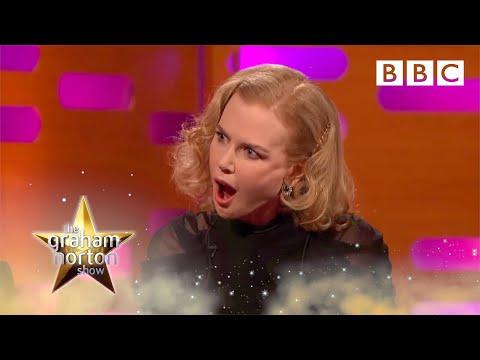Meryl Streep and Nicole Kidman discuss their birth names - The Graham Norton Show: Episode 3 - BBC