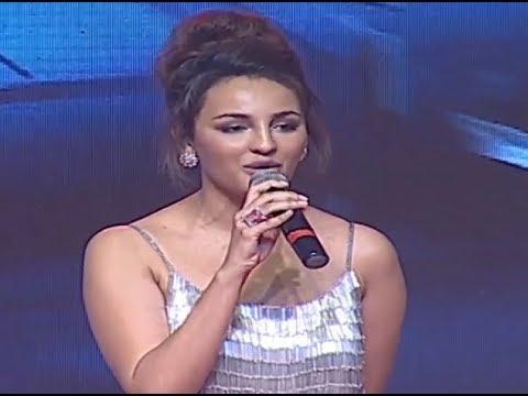 Seerat-Kapoor-Speech-Okka-Kshanam-Pre-Release-Event
