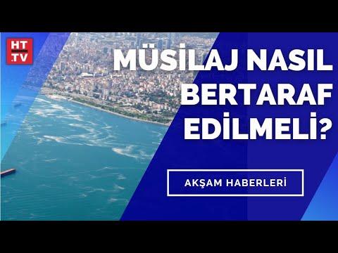 Marmara Denizi nasıl kurtulacak? | Akşam Haberleri – 10 Haziran 2021