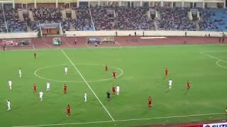Xem Bóng Đá Tại SVĐ Mỹ Đình: Việt Nam hòa Afghanistan 0-0. HLV Park Hang Seo ra mắt toát mồ hôi!