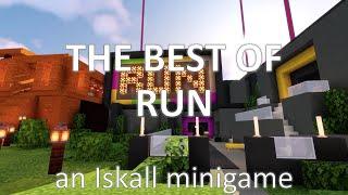 RUN Minecraft minigame (Iskall Hermitcraft season 6)