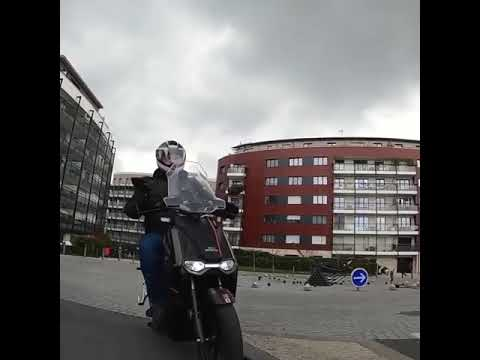 Super Soco CPx - 4KW 56mph 125cc equivalent electric moped - Promo Video - Green-mopeds.com