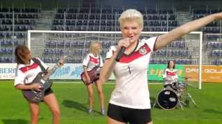 Deutschland schießt ein Tor!