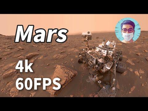 4k 60fps 高清火星(Ultra HD)