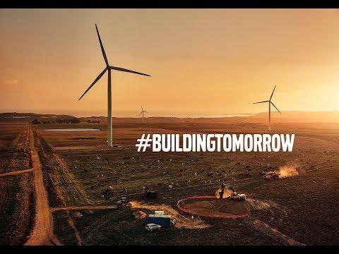 Building Tomorrow - att bygga den värld vi vill leva i