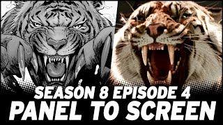 The Walking Dead Season 8, Episode 4 - Show vs. Comic!