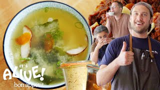 Brad Makes Garlic Miso | It's Alive | Bon Appétit