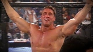 UFC 8 Free Fight: Ken Shamrock vs Kimo Leopoldo (1996)