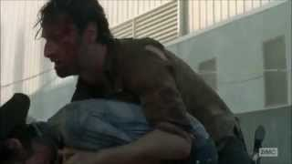 "The Walking Dead: The Battle for the Prison ""KILL THEM ALL!"" (Fan Edit)"