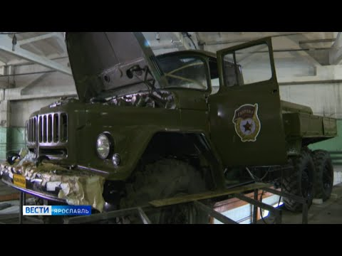 9 мая по Ярославлю проедут «Машины Победы»: колонна заглянет во дворы домов, где живут участники ВОВ
