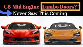 BREAKING NEWS!!! Chevy C8 Corvette MID ENGINE, Who Saw This Coming? Love it Chevrolet