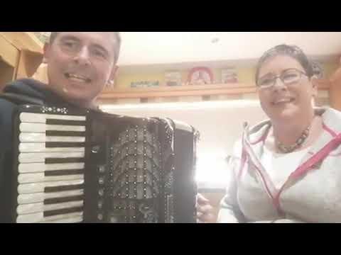 GRW2020 - Nigel and Elaine Black from Glór Dhal Riada