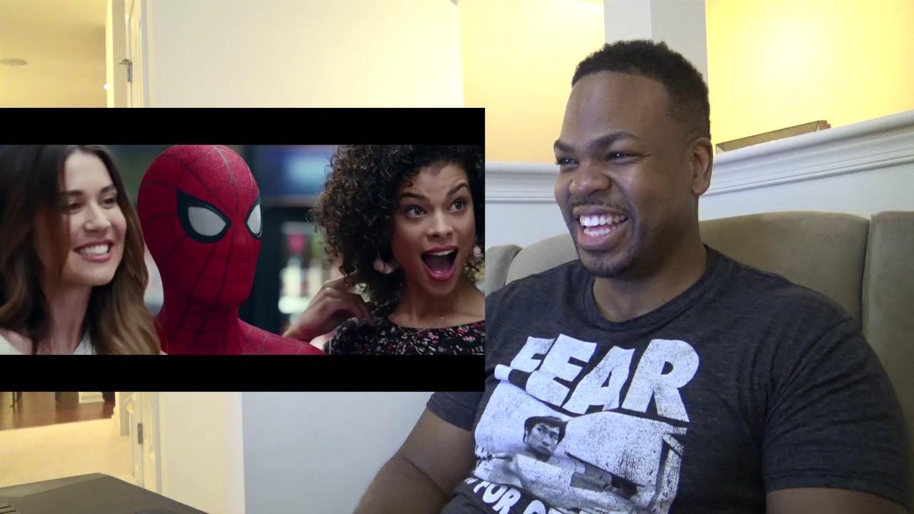 "SPIDER-MAN: HOMECOMING – NBA Finals Spot #3 - ""The Bodega"" REACTION!!!"