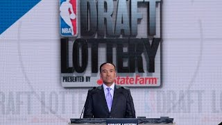 NBA Draft Lottery 2017 | May 16, 2017