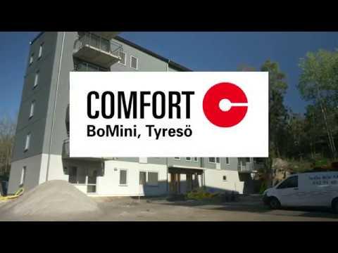 Comfort Projekt: Comfort Sofia Rör bygger BoMini till lägre pris på Tyresö