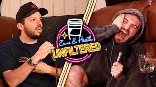 Heath's Scariest Stunt on David's Vlog Yet - UNFILTERED #21