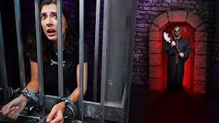 NERF Dungeon Escape Room Challenge