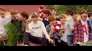 things you didn't notice in Wanna One's ENERGETIC MV