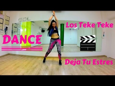 Los Teke Teke - Deja Tu Estres by Martina Banini // DEMBOW