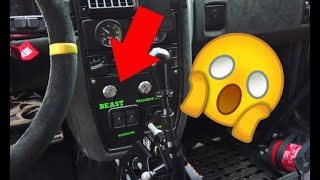 Nürburgring Interviews - Mysterious BEAST Button In His Engine Swapped Car. How Much Did He Spend?