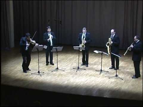 Vasko Vassilev y Grup Adolphe Sax - Igmar Alderete · Desafío Concertante